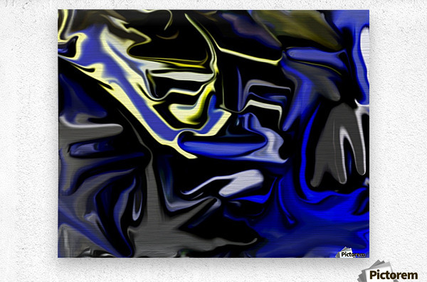 angelz3  Metal print