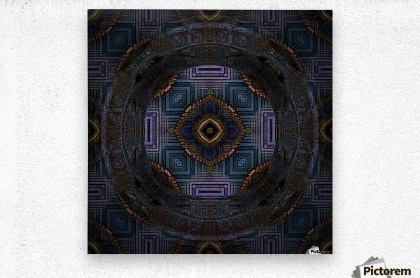 Viceroy  Metal print