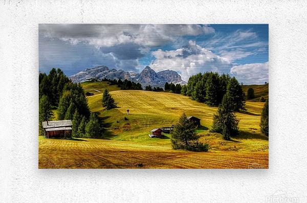 Italy DL_2186050  Metal print