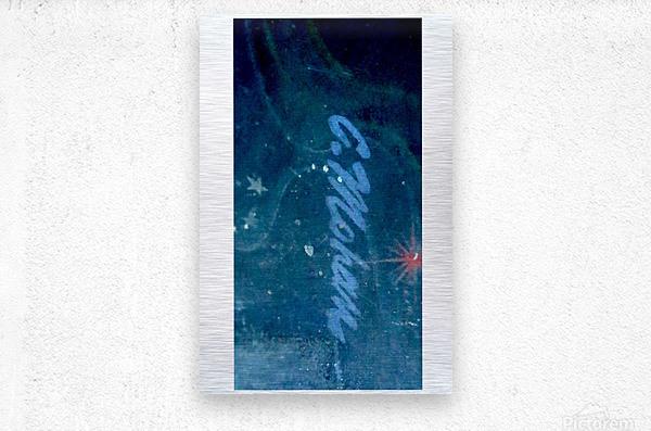 Untitled 5_copy  Metal print