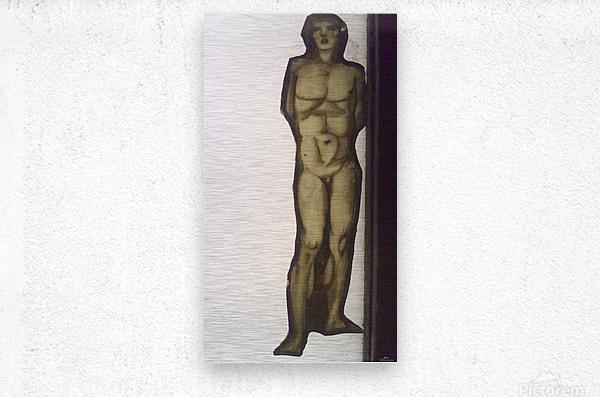 Edward Burne-Jones 12  Metal print