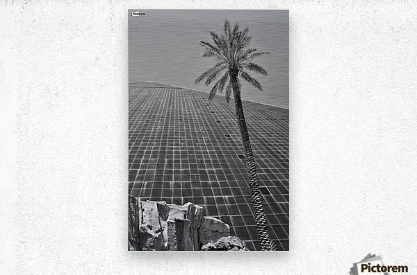 Luxor Las Vegas  Metal print