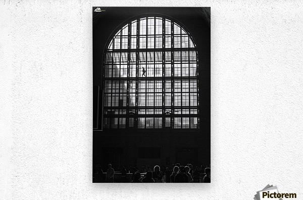 Toronto Union Station  Metal print