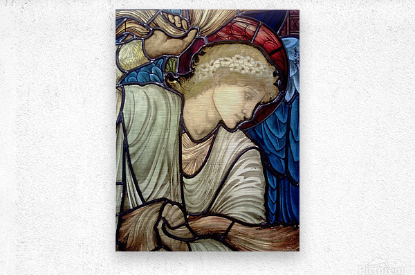 Edward Burne Jones 14  Metal print