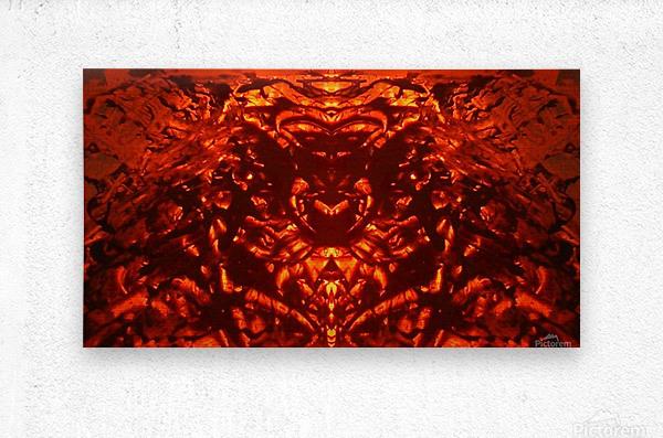 1542381110165  Metal print