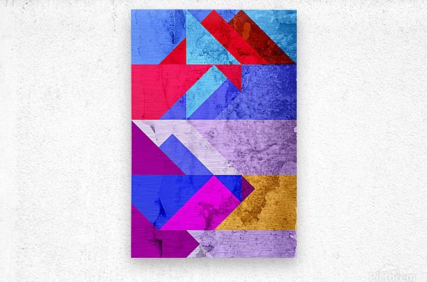 PRO. (9)  Metal print