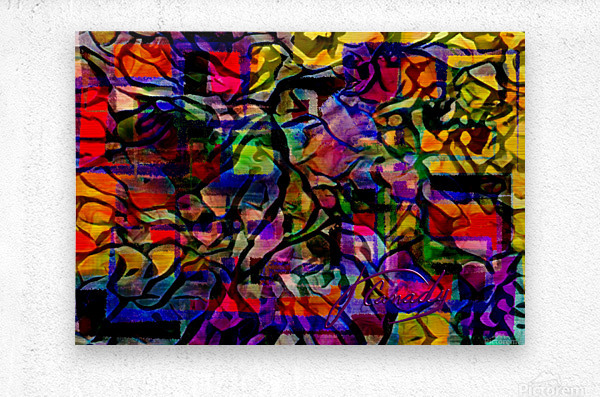 5060BF83 D33A 4778 B448 F0AEA81BA9E7  Metal print