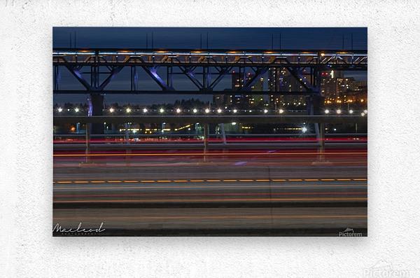 Walterdale_Bridge_NIK9897  Metal print