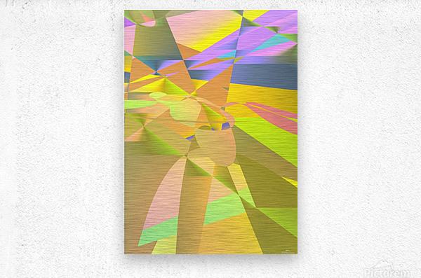 odyssey 049a519  Metal print