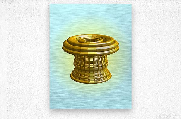 op basket 5.27b1H 18  Metal print