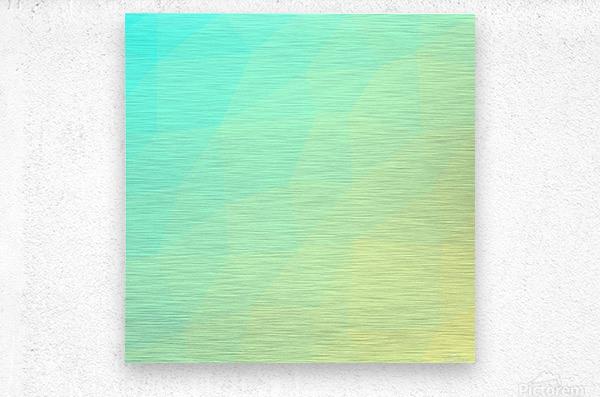 Abstract art (29)  Metal print