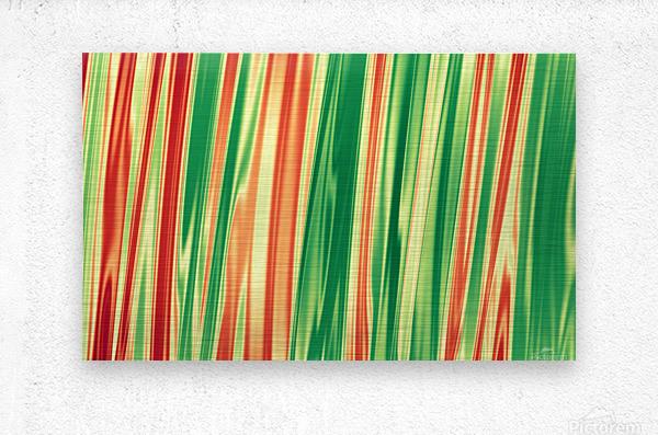 patterns shapes cool fun design (19)  Metal print