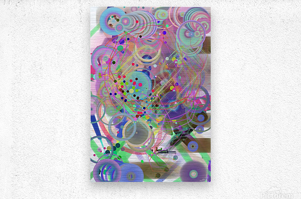 New Popular Beautiful Patterns Cool Design Best Abstract Art (8)_1557269365.18  Metal print