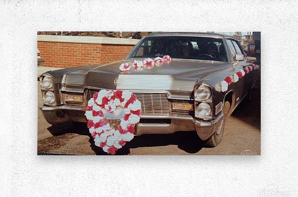 Cadillac 1968  Metal print