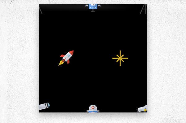Space (20)_1560183086.6717  Metal print