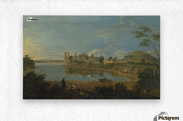 Romantic Castle  Metal print