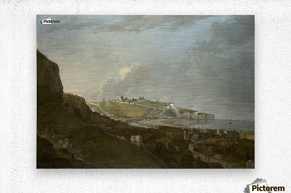 View of dover  Metal print