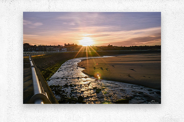 St. Andrews Dundee Scotland  Metal print