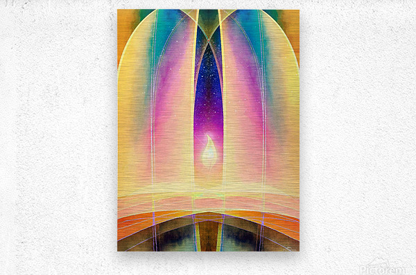 In the Hall of the Mountain King  Metal print