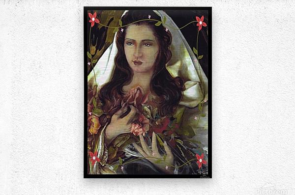 Madonna 12  Metal print