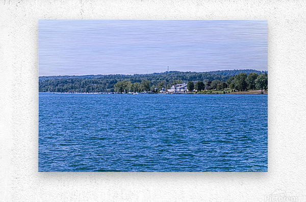 Skaneateles Lake 6  Metal print