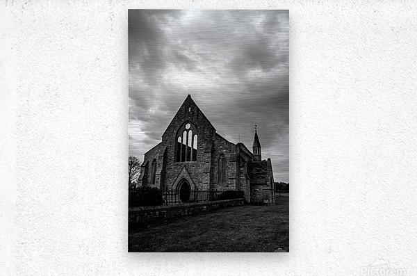 Garrison Church Portsmouth  Metal print