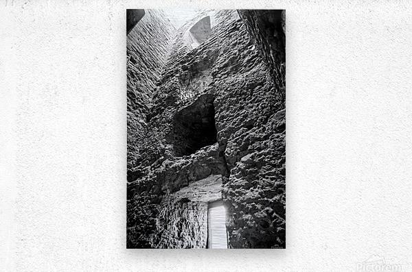 Kenilworth Castle Ruins  Metal print