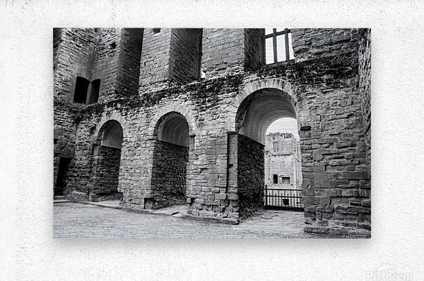 Kenilworth Castle 2  Metal print
