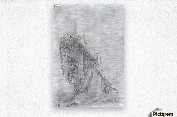 St. Magdalena  Metal print