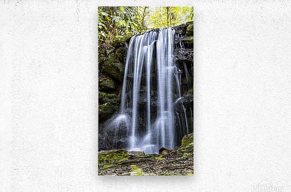 Rainbow Springs Falls  Metal print