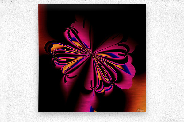 Fly_fly_fly_take_1  Metal print