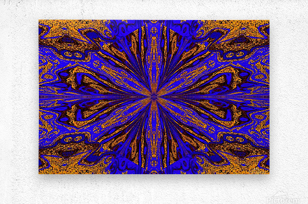 Wild Lillies 6  Metal print