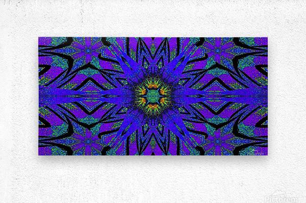 Totem Wildflower 7  Metal print