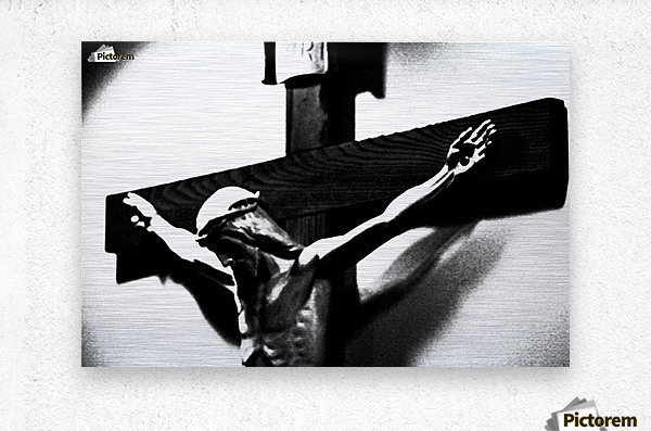 Savior 1  Metal print