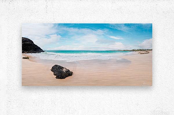 Kauai Paradise  Metal print