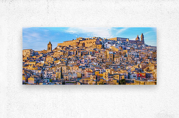 Caltagirone CT  Metal print