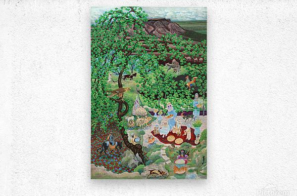 1990 05  Metal print