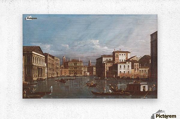 Arno in Florence  Metal print
