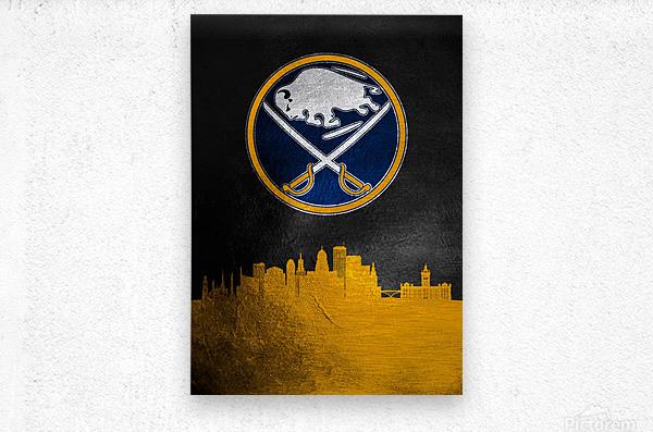 Buffalo Sabres 2  Metal print