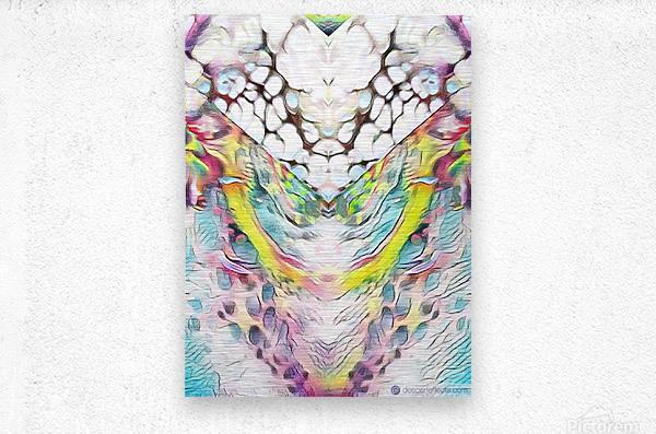 012  Metal print