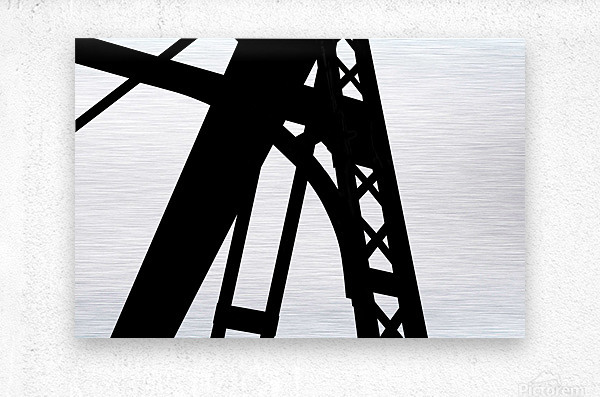 Bridge - XXVI  Metal print