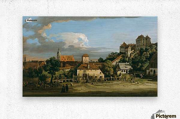 The Obertor from the South  Metal print