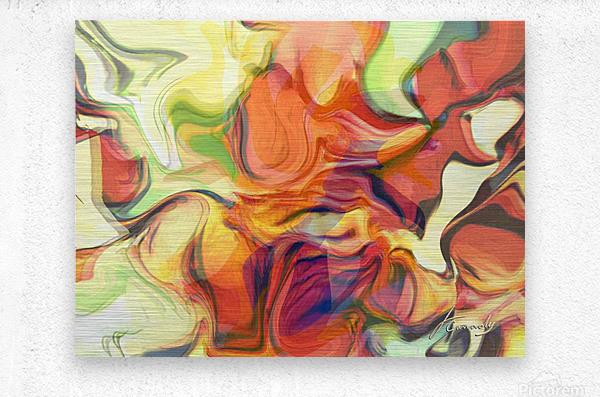 50A110DD 834B 4615 B6F2 812E0A4CE8D5  Metal print