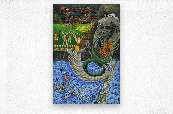 1986 04  Metal print