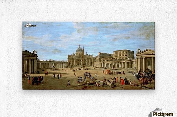 Kunsthistorisches Museum  Metal print