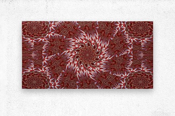 White Lotus 20  Metal print