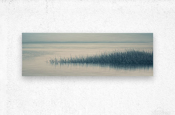 High Tide on the Nonesuch  Metal print