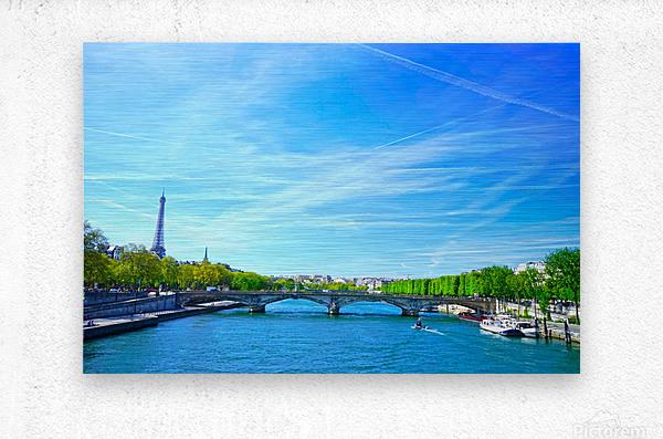 Immortal Paris 5 of 7  Metal print