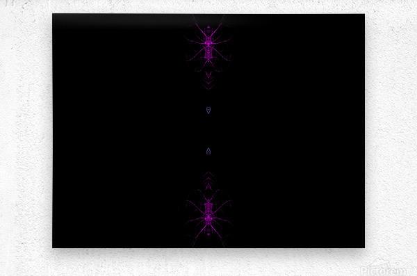 Portal  144   Metal print