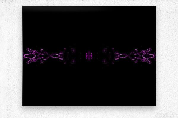 Portal  69   Metal print